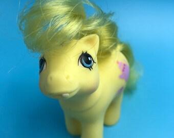 My little pony baby crumpet