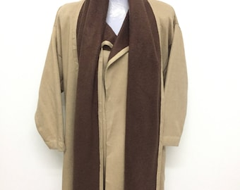 Sale!! Sale!! Vintage 80s Norma Kamali Wrap Coat Nice Design Rare