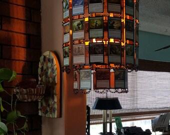 6 Color MTG Hanging Chandelier