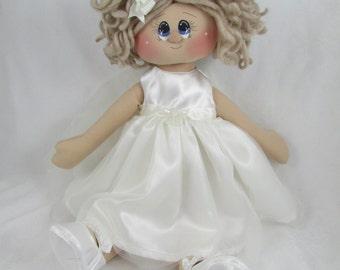 Rag Doll - Bridesmaid / Flower Girl
