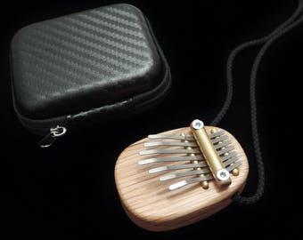 Kalimba Shamanic Mini (in case) Sansula Thumb Piano Great sound