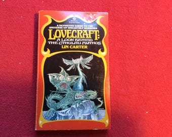 Lovecraft: A Look Behind The Cthulhu Mythos, 1976 Edition