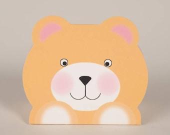 Teddy bear favour boxes