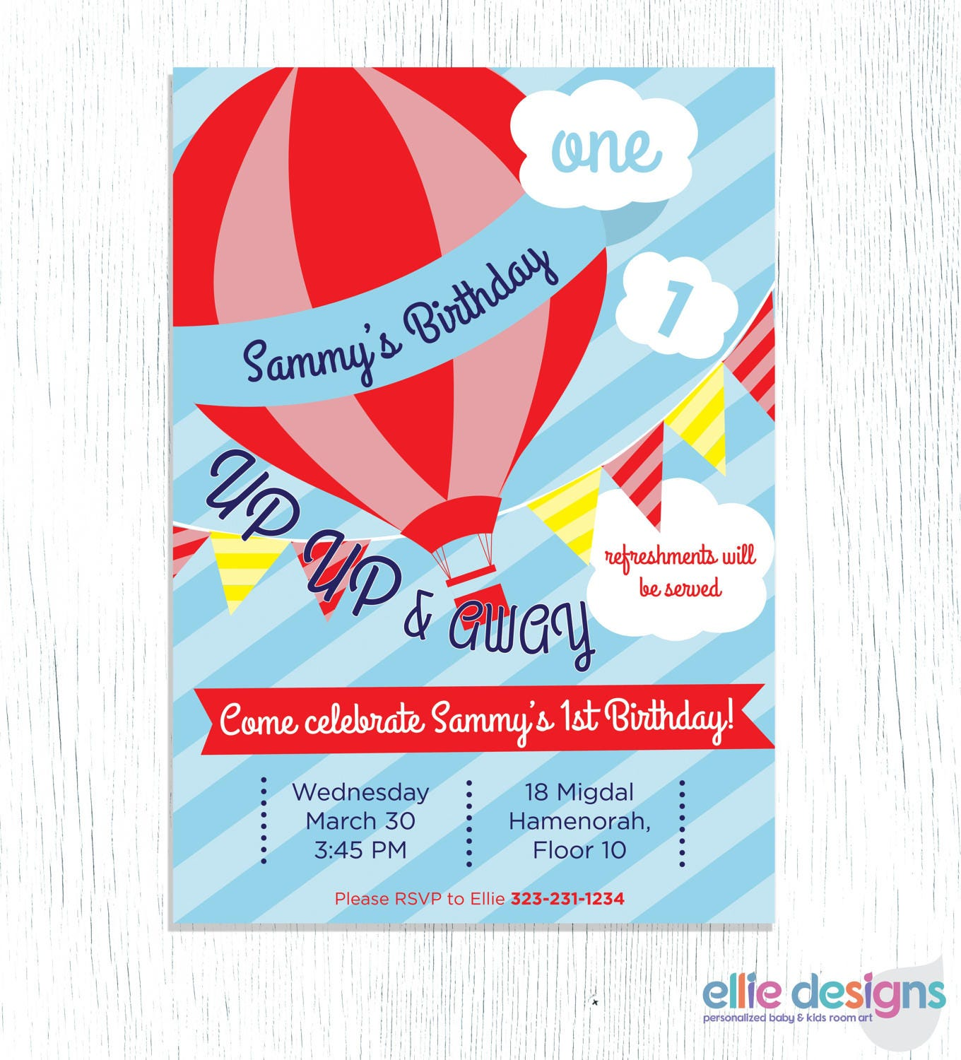 Exelent Kids Art Party Invitations Illustration - Invitations and ...
