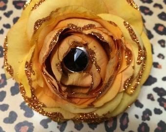 Mustard Rose