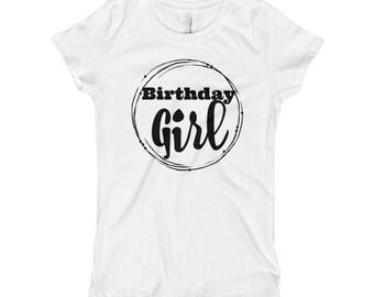 Birthday Girl Girl's T-Shirt
