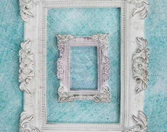 Prima Marketing - Shabby Chic - Ingvild Bolme - Baroque Frames Resins