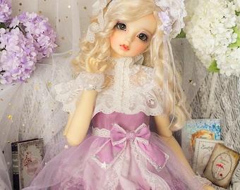 SD/SD13/SDGr girl /DD L bust -  Sugar Plum Pudding