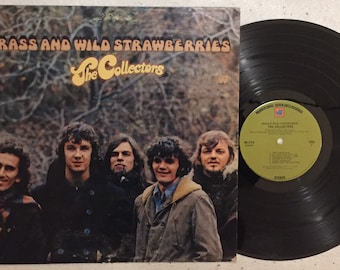 The Collectors : Grass And Wild Strawberries (Vinyl LP)