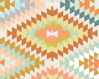 "30"" Remnant Serape Dream, Wanderer Collection, Designed by April Rhodes, Art Gallery Fabrics, Quilting Cotton"