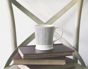 Stripe Print Pattern Mug