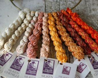 Silken Chenille by The Thread Gatherer