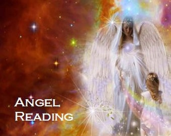 Angel Reading - Psychic Reading by Email