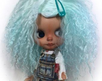 OOAK blythe wig x