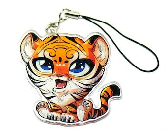Tiger Charm
