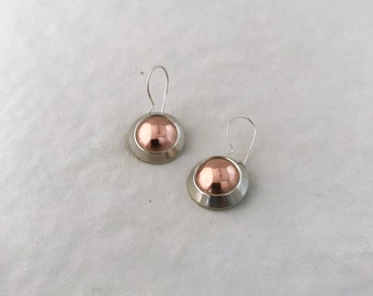 Simple Spheres Earrings