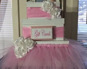 Ballet Themed Gift Card Box