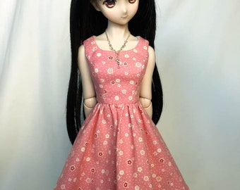 Dollfie Dream Pink Heaven Dress