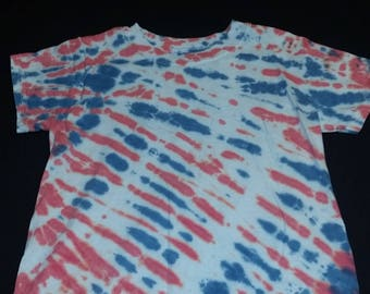 Tie dyed 4t shirt