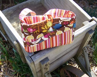 Child's Purse-easy sewing pdf pattern and Tutorial with Instant Download e-file