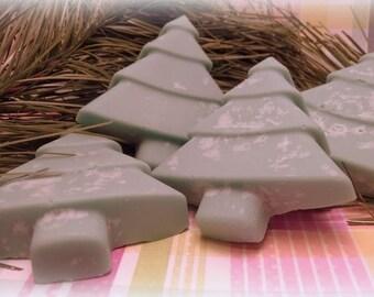 Pine Christmas Tree Wax Tart Melts