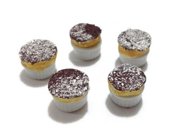 Miniature Sweet - Souffle 14mm - 1pcs LOT304