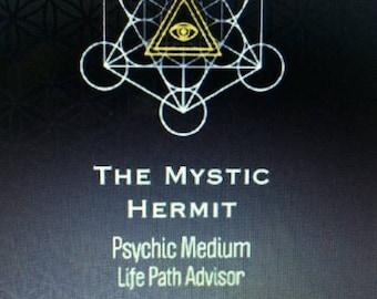 Psychic Tarot/Angel Card Reading and Mediumship
