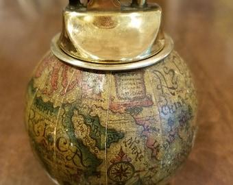 Vintage Globe Lighter