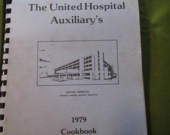 The United Hospital Auxiliary's 1979 Cookbook ** Cookbook ** 1979 **sj