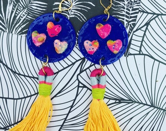 All Hearts Earrings
