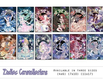FULL SET Ayasal's Zodiacal Constellations Complete SET