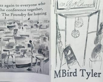 Mockingbird Tyler 2016 Fundraiser Fanzine