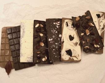 Pure Belgian Chocolate Bar