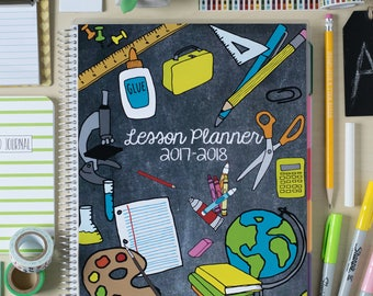 Lesson Planner - Back to School