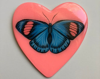 Love Bug Heart Painting