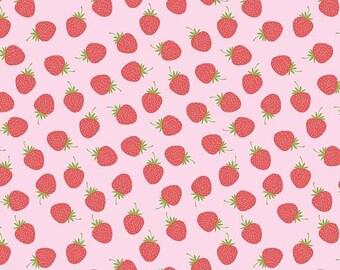 20% OFF Butterflies & Berries by RBD Designs Pink Strawberries
