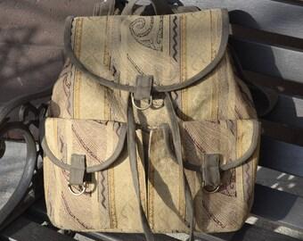 Backpack women convertible shoulder bag