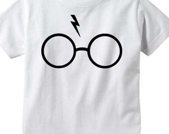Harry Potter Glasses Tee