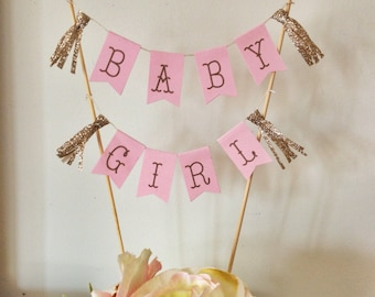Clinton S Baby Shower Decorations ~ Girly baby shower etsy