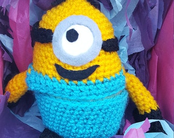 Minion Medium Easter Egg Cover