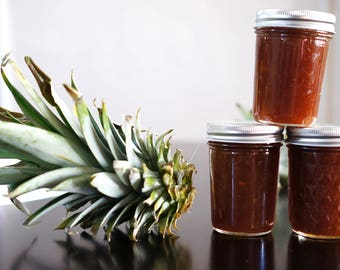 Guyanese Pineapple Jam *Eana's Kitchen Limited Time Exclusive* Made from Scratch - A MUST Try!