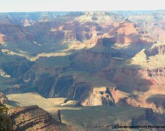 Shadows over the Canyon