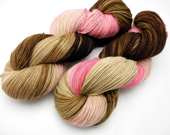 Neapolitan Variegated - Hand Dyed Yarn Made to Order