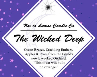 The Wicked Deep inspired by Shea Ernshaw