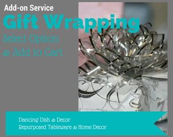 Gift Wrap Add-on Option