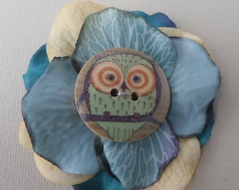 Hair clips for girls, hair clips for women, small hair clips, owl hair clips, gifts for girls, gifts for her, barrettes, hair barrettes
