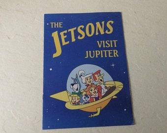 Book: The JETSONS VISIT JUPITER, 1987