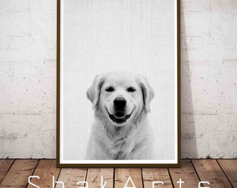Dog Portrait, Pet Portrait, Pet Memorial, Pet Art, Animal Wall Art, Dog Memorial, Memorial Pet Art, Modern Pet Decor, Dog Wall Art Print