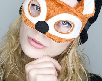 "Mask ""Firefox"" - Fox Mask"