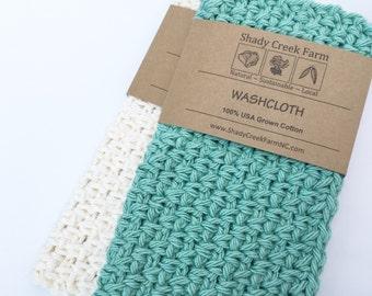 DISHCLOTH SET of 2 crochet dish cloth, dishcloths natural cotton dishcloths kitchen dishcloth beige washcloths Kitchen Gift hostess gift